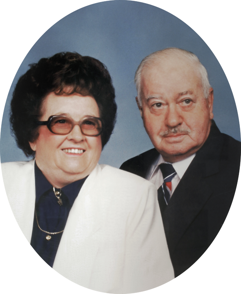 Robert and Verna Werts, Founders of Werts Welding